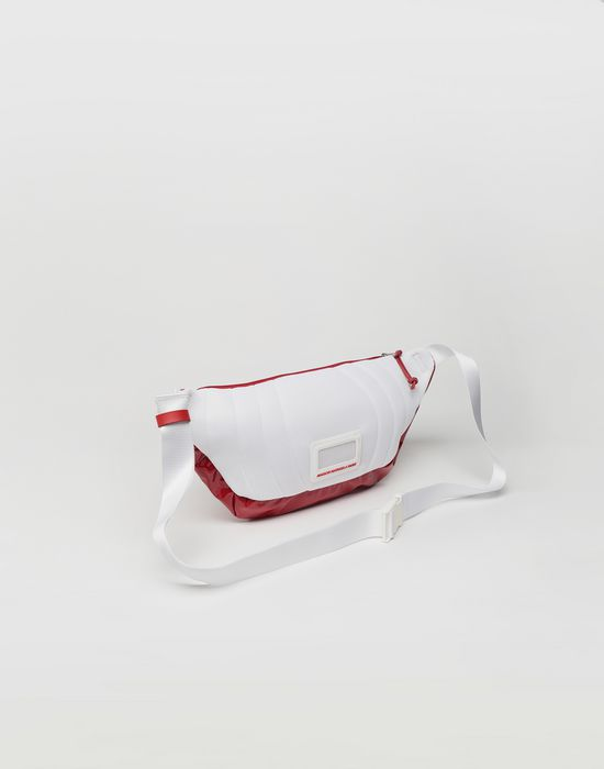 MAISON MARGIELA Medium patent leather bumbag Fanny pack [*** pickupInStoreShippingNotGuaranteed_info ***] r
