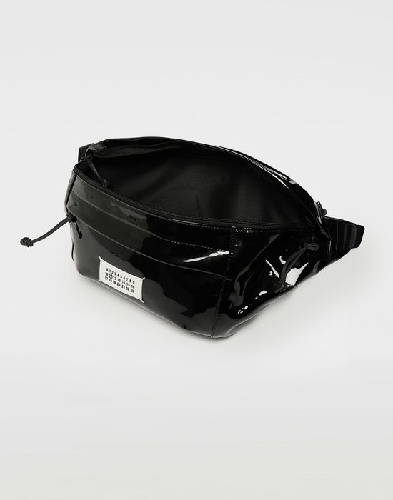 MAISON MARGIELA Medium patent leather bumbag Bum bag [*** pickupInStoreShippingNotGuaranteed_info ***] d