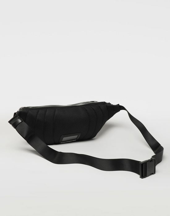 MAISON MARGIELA Medium patent leather bumbag Bum bag [*** pickupInStoreShippingNotGuaranteed_info ***] r