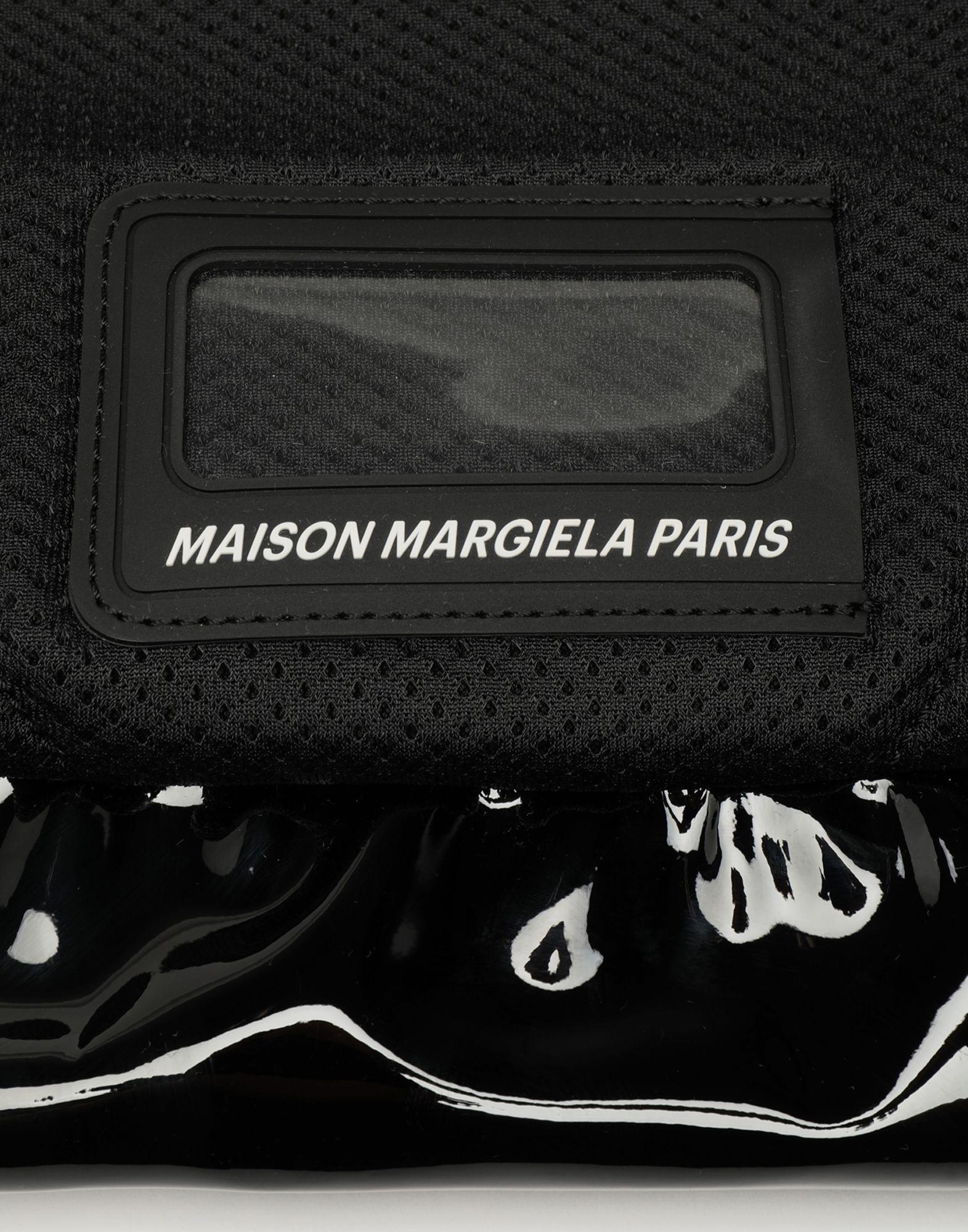 MAISON MARGIELA Medium patent leather bumbag Bum bag Man e