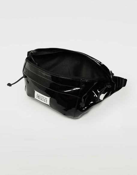 MAISON MARGIELA Medium patent leather bumbag Bum bag Man d