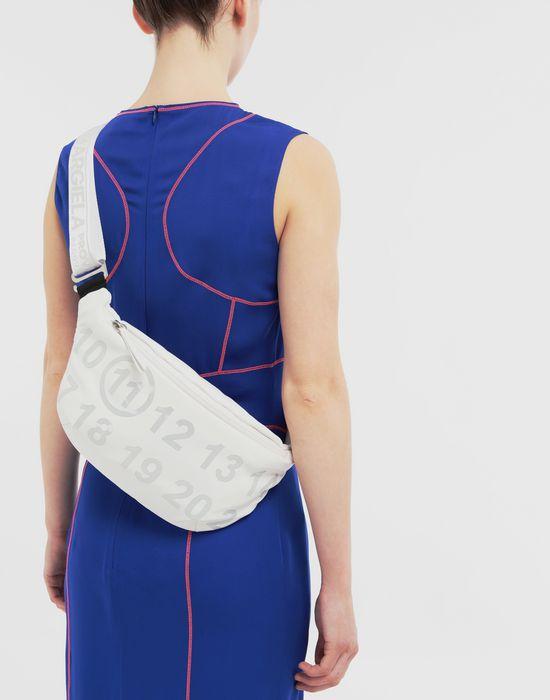 MAISON MARGIELA Logo-embellished leather bumbag Bum bag [*** pickupInStoreShipping_info ***] b