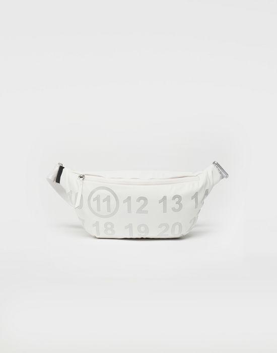 MAISON MARGIELA Logo-embellished leather bumbag Bum bag [*** pickupInStoreShipping_info ***] f