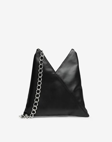 MM6 MAISON MARGIELA Japanese chain leather bag Shoulder bag [*** pickupInStoreShipping_info ***] f