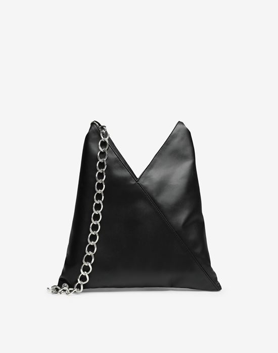 MM6 MAISON MARGIELA Japanese chain leather small bag Shoulder bag [*** pickupInStoreShipping_info ***] f