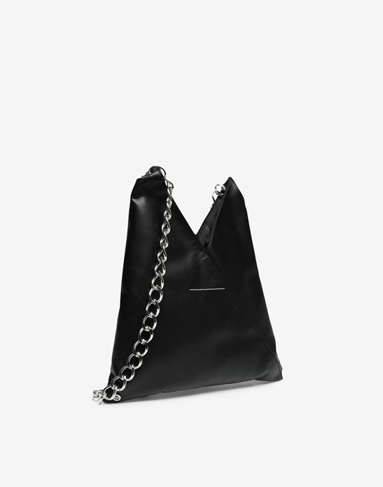 MM6 MAISON MARGIELA Japanese chain leather small bag Shoulder bag [*** pickupInStoreShipping_info ***] r