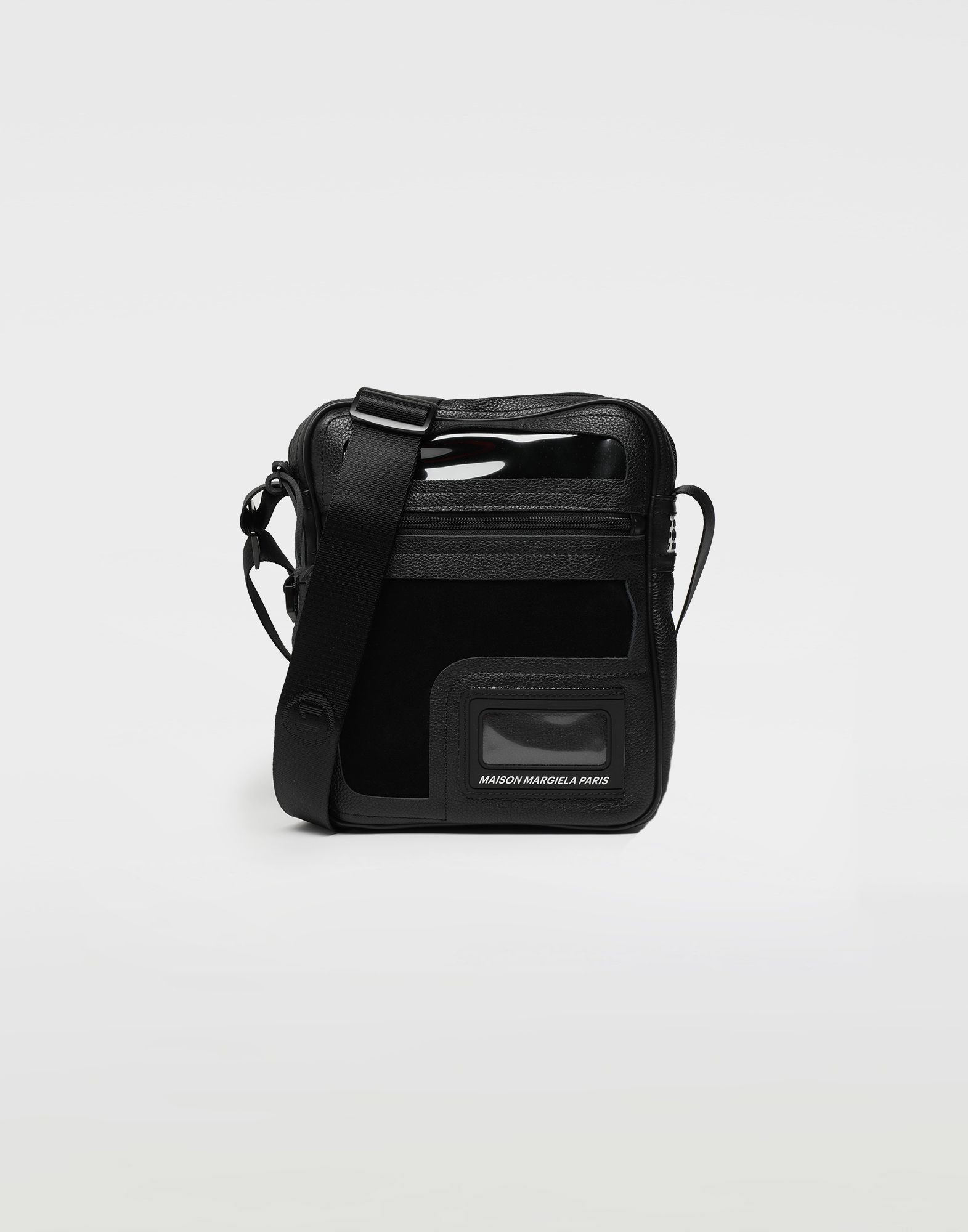 MAISON MARGIELA Décortiqué crossbody bag Shoulder bag Man f
