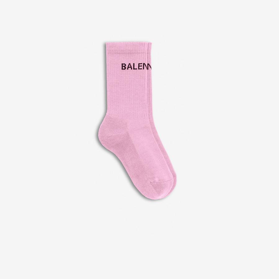 Balenciaga Socks Pink for Women