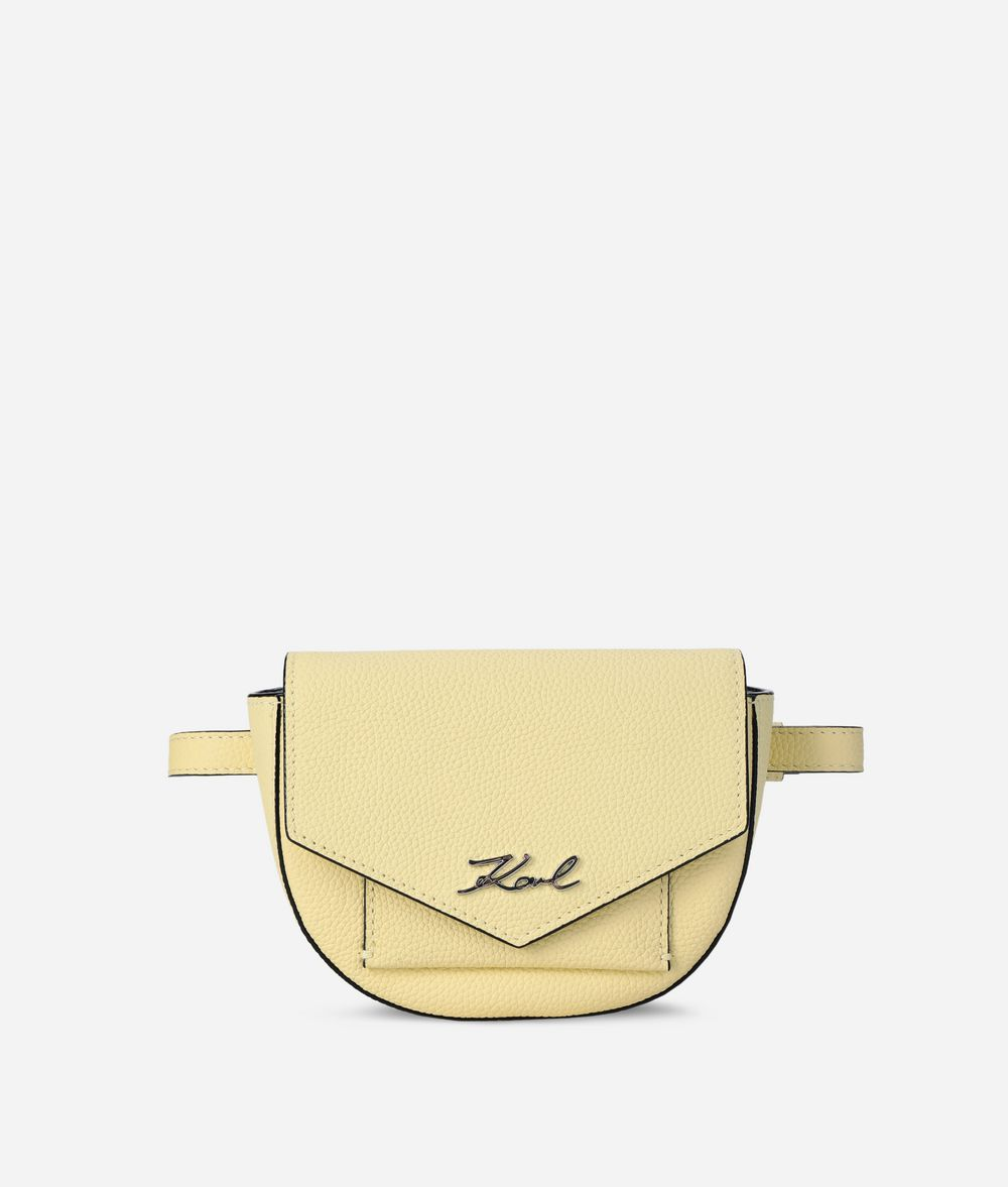 KARL LAGERFELD K/Karry All Belt Bag Fanny pack Woman f