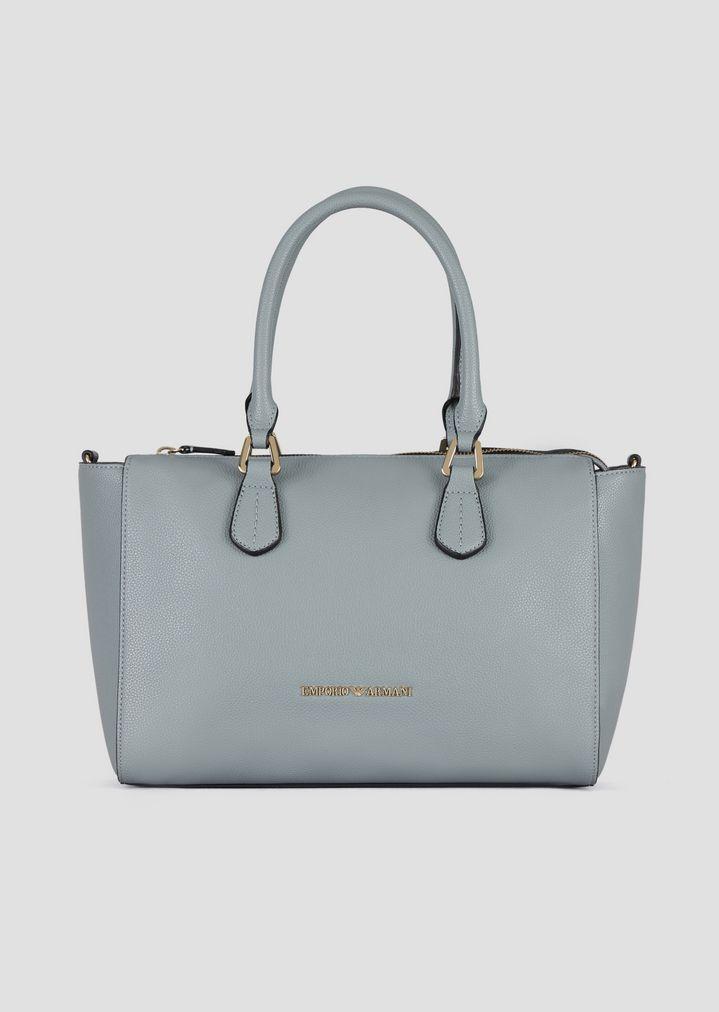 f0a5faa914 Bang tote bag with mini deer-print and detachable strap
