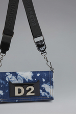 DSQUARED2 Military Punk Clutch Shoulder bag Woman