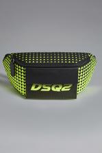 DSQUARED2 Bionic Sport Dsq2 Race Bum Bag Bum bag Man