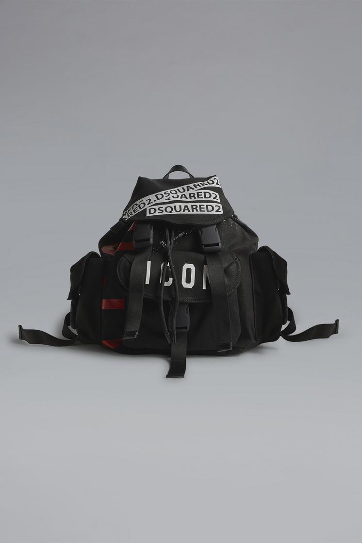DSQUARED2 Jordan Backpack Rucksack Man
