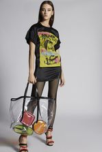 DSQUARED2 Bionic Sport Pills In The Box Tote Bag Hand bag Woman