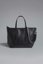DSQUARED2 Acid Glam Punk Tote Bag Hand bag Woman
