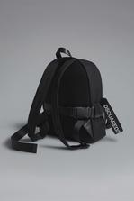 DSQUARED2 Red & Black Punk Backpack Rucksack Man