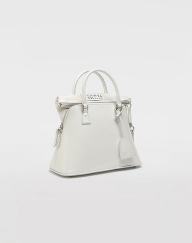 BAGS 5AC mini bag White