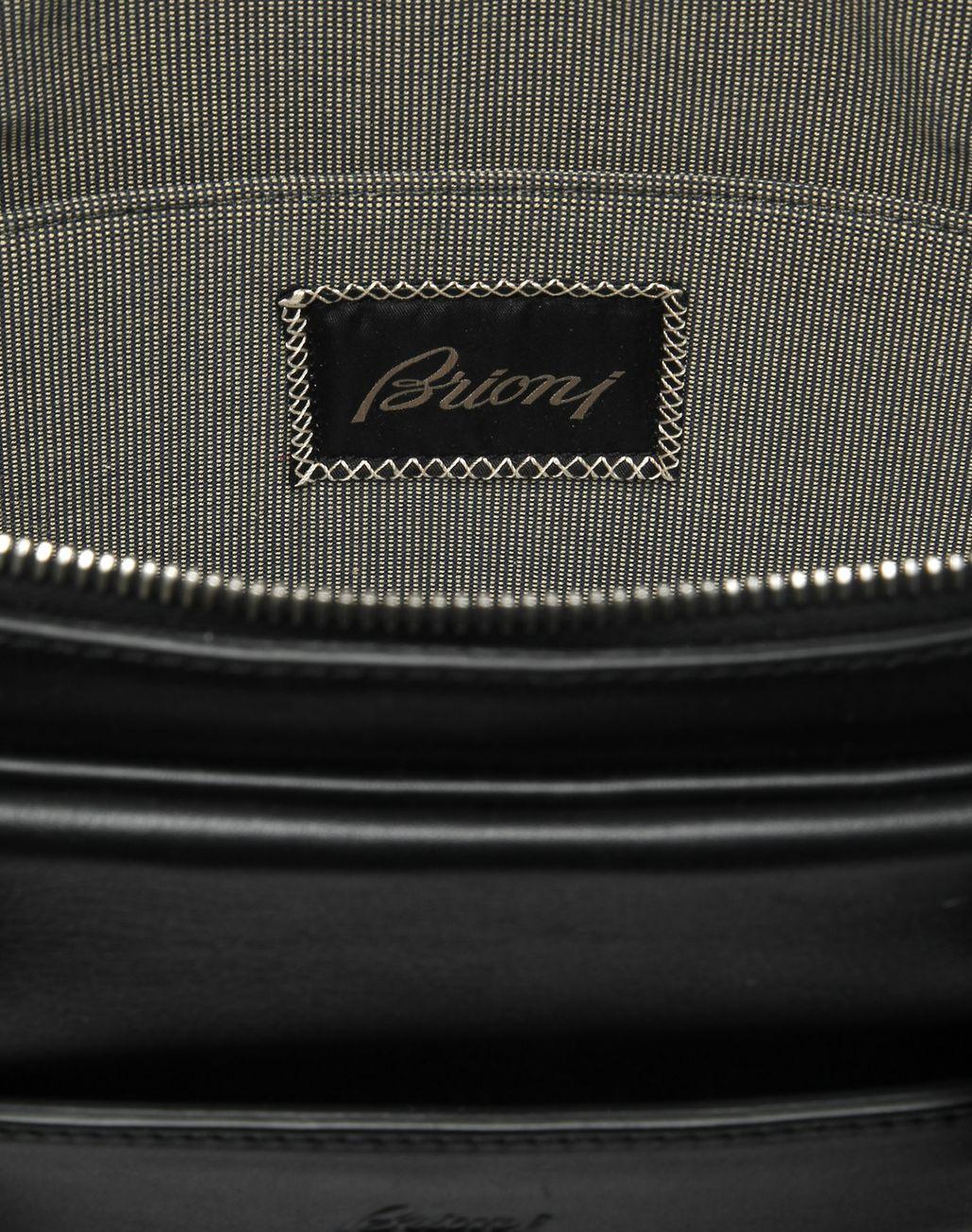 BRIONI Black Business Bag Business bag Man b