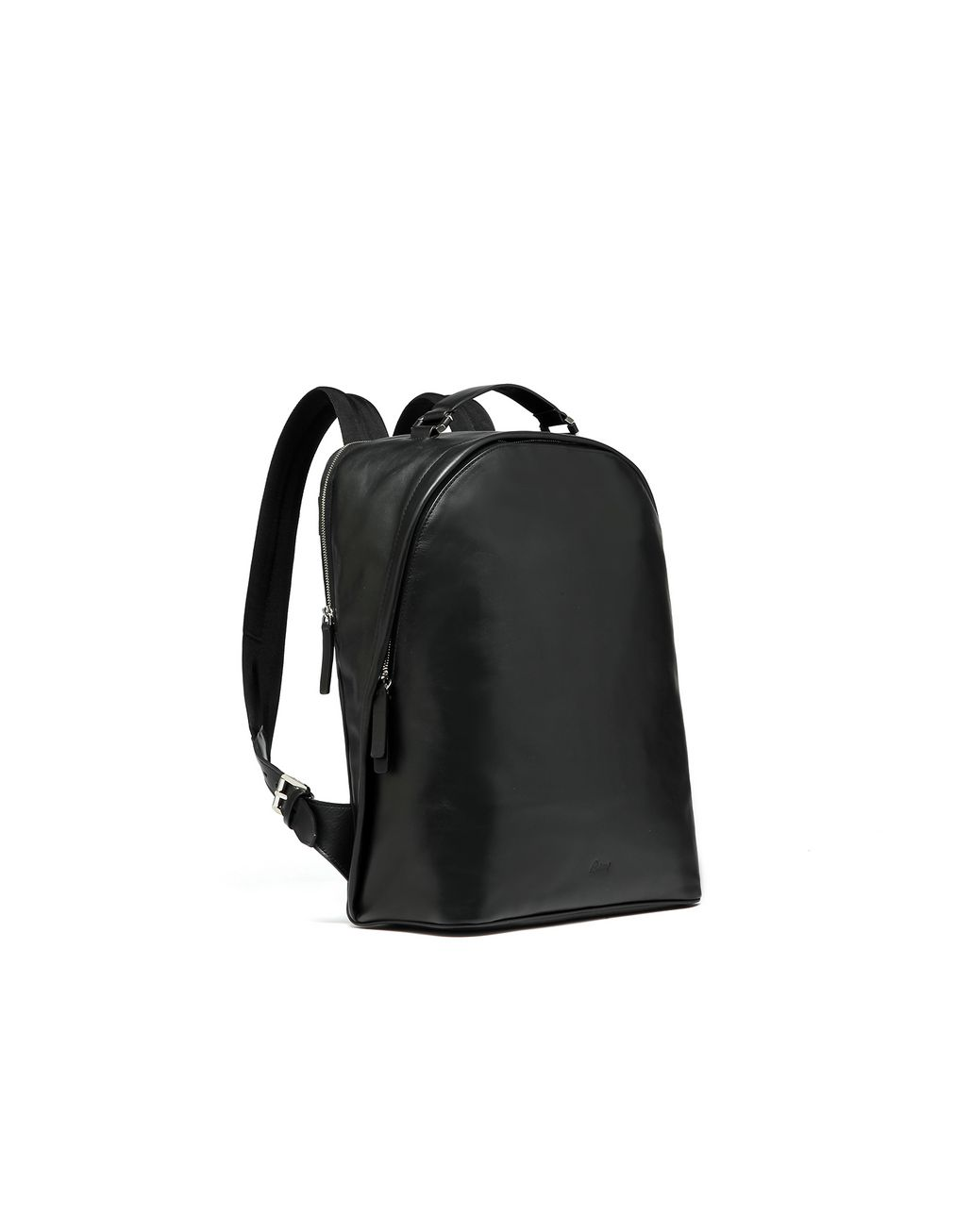 BRIONI Black Backpack Business bag Man r
