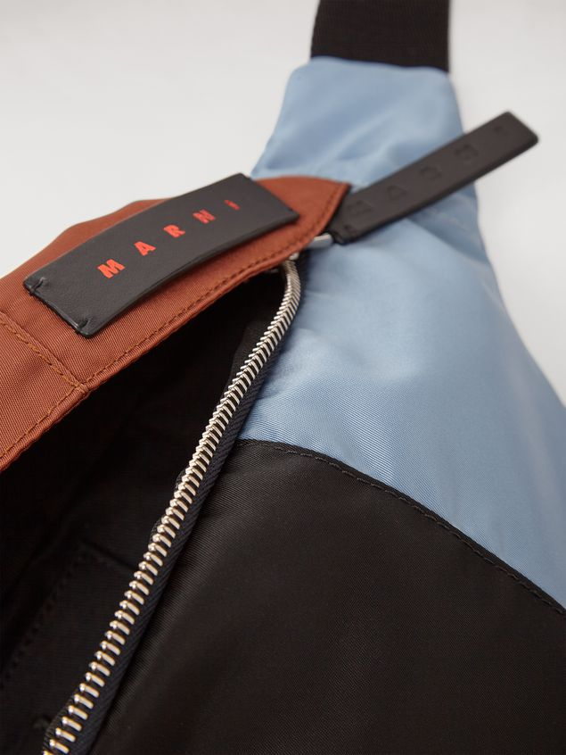 Marni Belt bag in nylon Man - 4