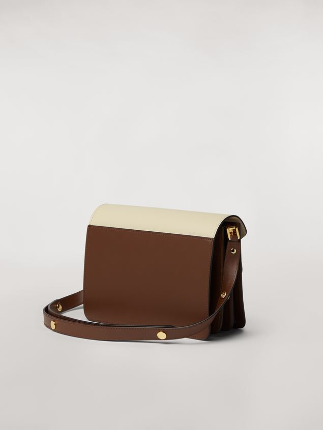 Marni TRUNK bag in three-tone calfskin Woman - 3