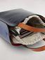 Marni MUSEO bag in calfskin blue Woman - 2