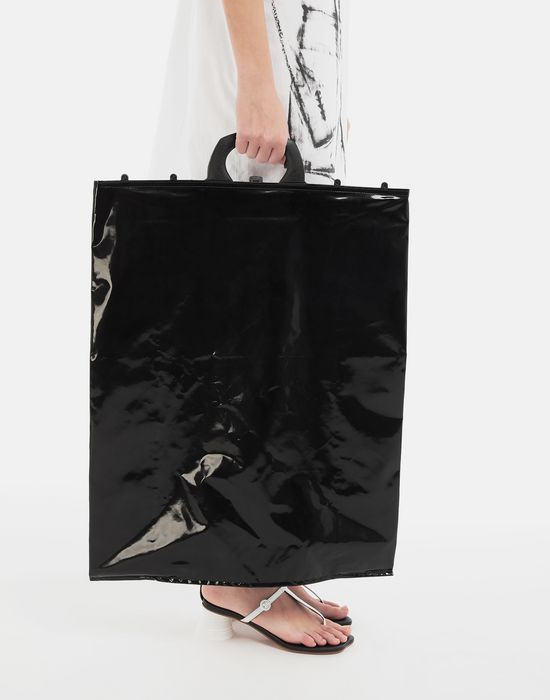 MM6 MAISON MARGIELA PVC tote bag Tote [*** pickupInStoreShipping_info ***] b