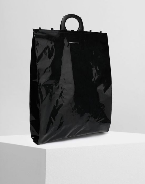 MM6 MAISON MARGIELA PVC tote bag Tote [*** pickupInStoreShipping_info ***] r