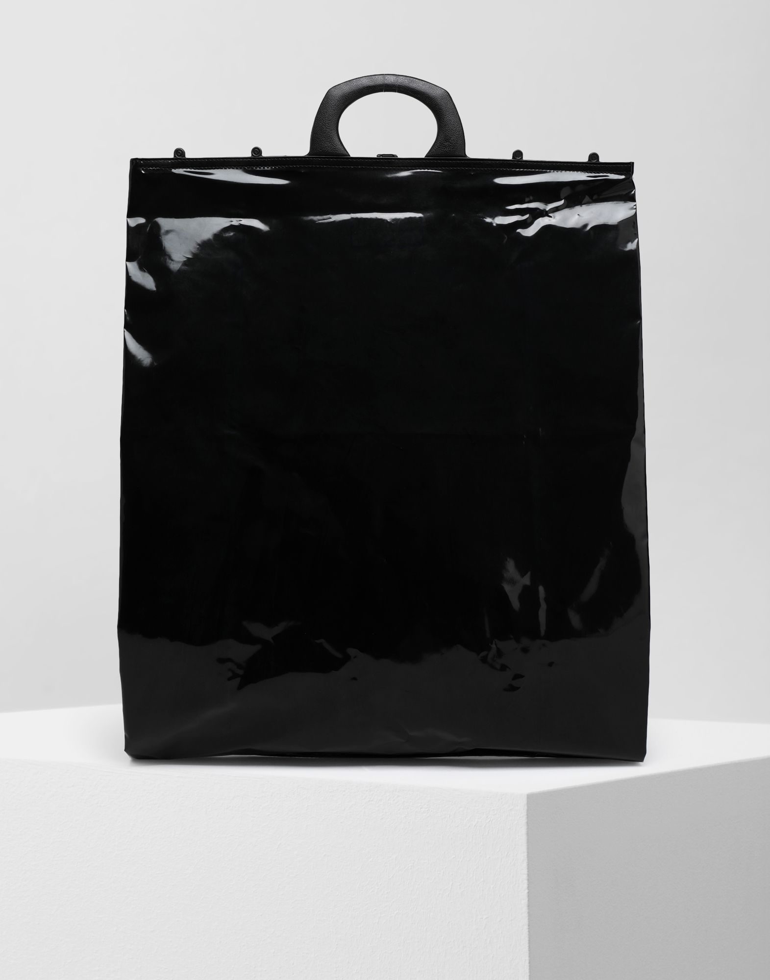 MM6 MAISON MARGIELA PVC tote bag Tote Woman f