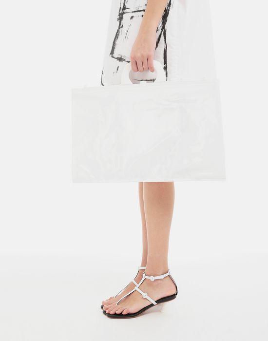 MM6 MAISON MARGIELA PVC tote bag Tote [*** pickupInStoreShipping_info ***] b