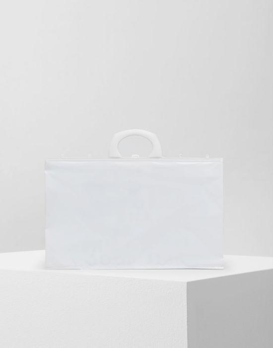 MM6 MAISON MARGIELA PVC tote bag Tote [*** pickupInStoreShipping_info ***] f