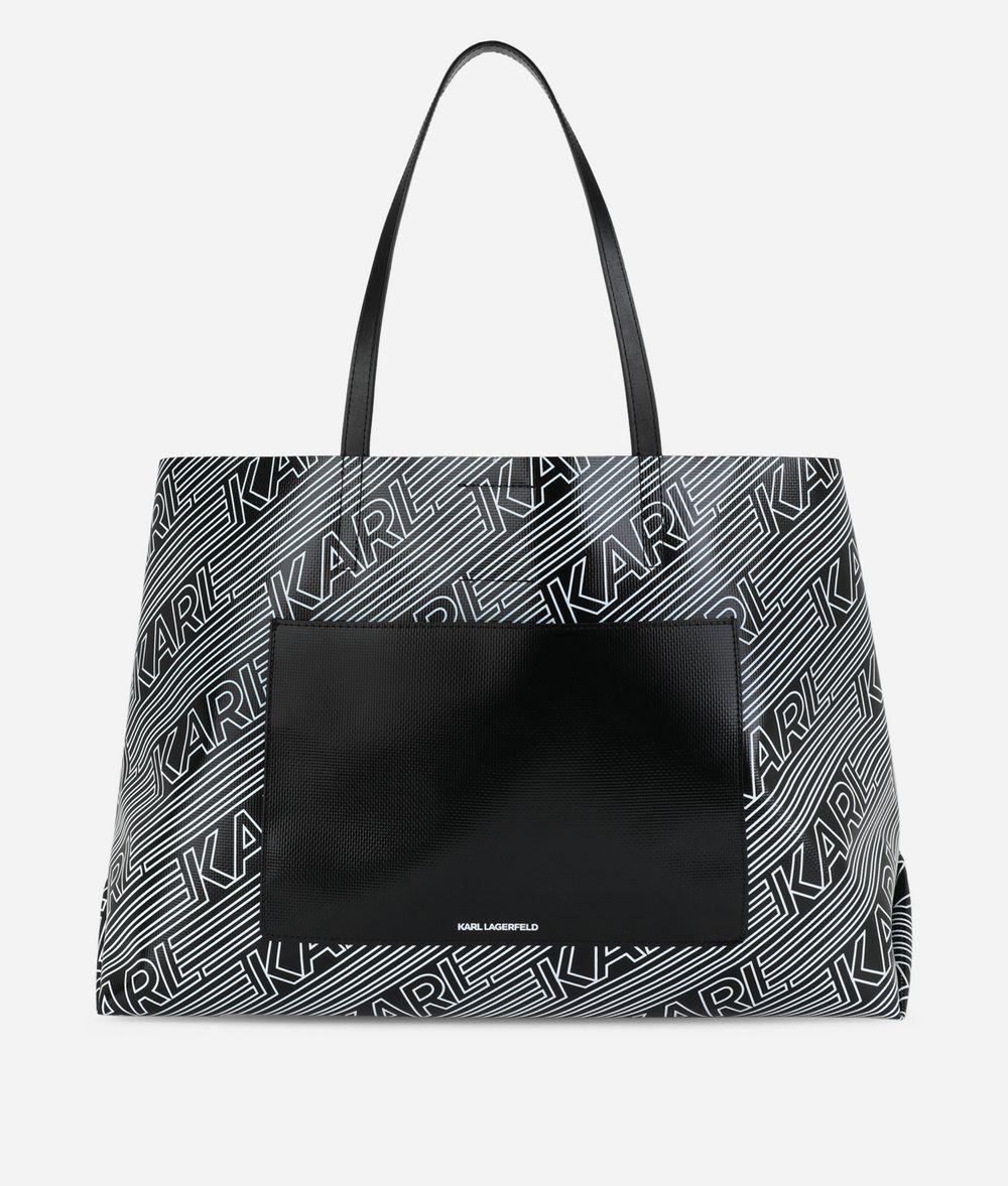 KARL LAGERFELD K/Karlifornia Shopper Shopper Woman f
