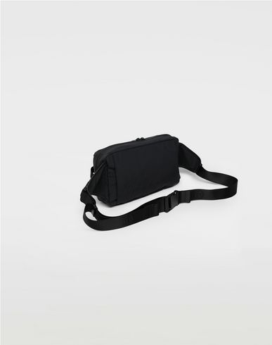BAGS Logo cross-body bag Steel grey