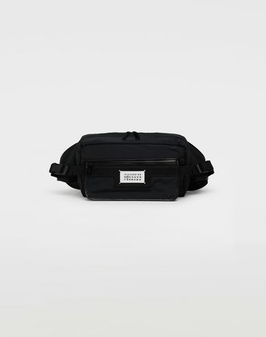 MAISON MARGIELA Logo cross-body bag Fanny pack Man f