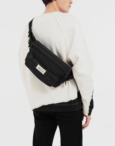 MAISON MARGIELA Bum bag Man Logo cross-body bag r