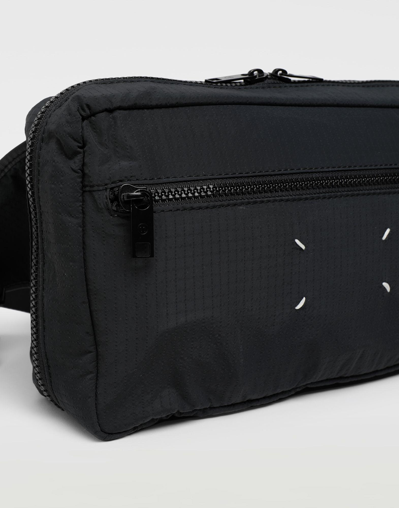 MAISON MARGIELA Logo cross-body bag Fanny pack Man b