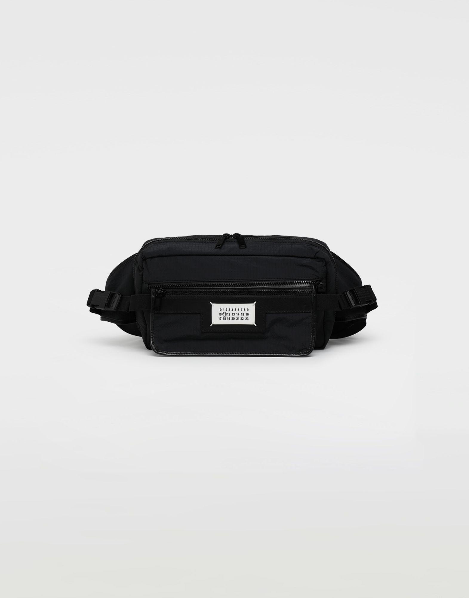 MAISON MARGIELA Сумка на ремешке с логотипом Поясная сумка Для Мужчин f
