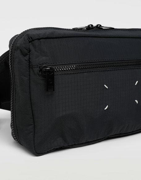 MAISON MARGIELA Сумка на ремешке с логотипом Поясная сумка Для Мужчин e