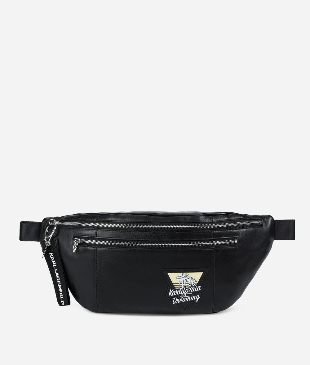 KARL LAGERFELD K/Karlifornia Big Belt Bag  Fanny pack Woman f