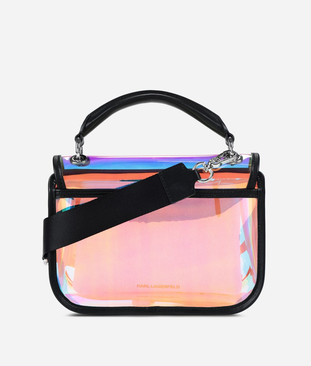KARL LAGERFELD K/Karlifornia 2-in-1 Shoulder Bag Handbag Woman d