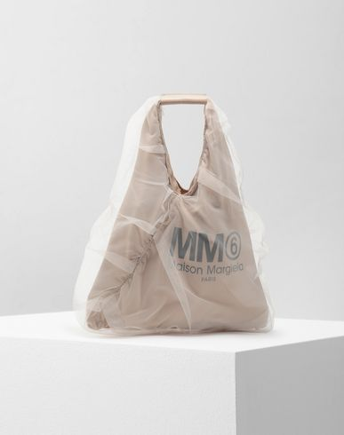 MM6 MAISON MARGIELA Japanese small tulle bag Handbag Woman f
