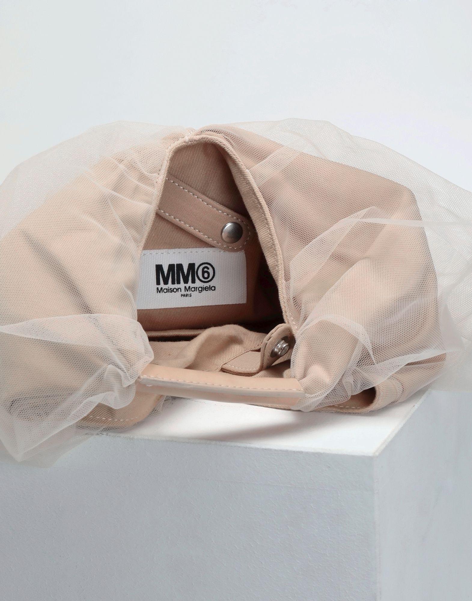 MM6 MAISON MARGIELA Japanese small tulle bag Handbag Woman a