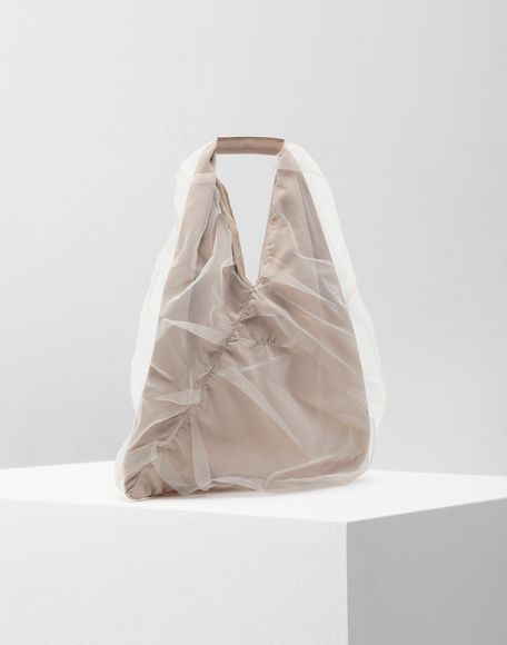 MM6 MAISON MARGIELA Japanese small tulle bag Handbag Woman d