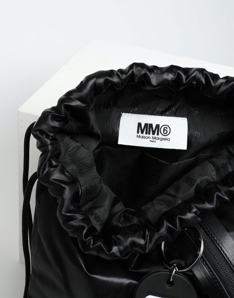 MM6 MAISON MARGIELA Drawstring backpack Backpack Woman a