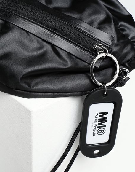 MM6 MAISON MARGIELA Drawstring backpack Rucksack Woman b