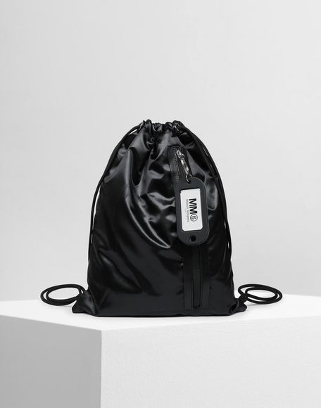 MM6 MAISON MARGIELA Drawstring backpack Backpack Woman f