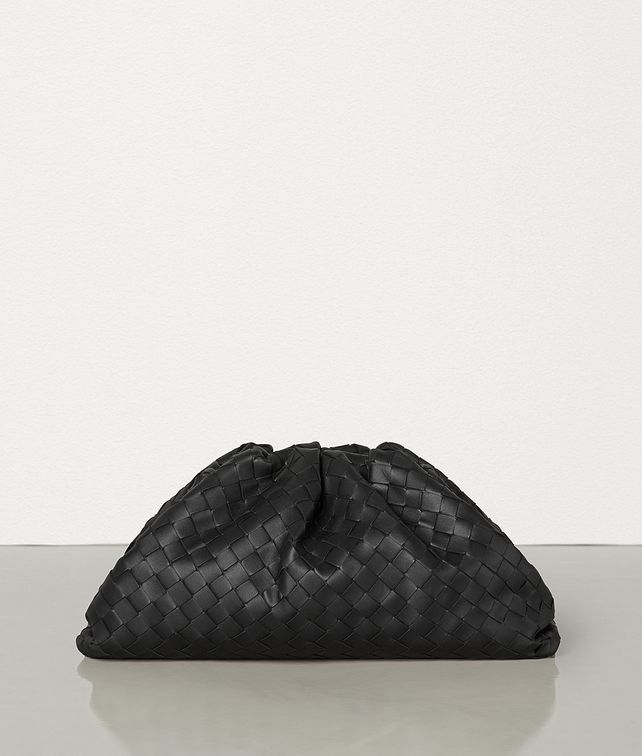 BOTTEGA VENETA THE POUCH IN INTRECCIATO NAPPA Clutch [*** pickupInStoreShipping_info ***] fp