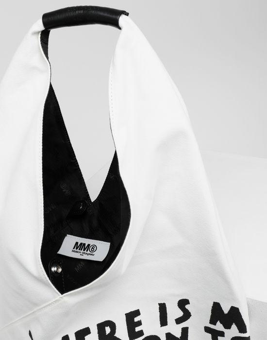 MM6 MAISON MARGIELA Charity AIDS-print Japanese bag Handbag [*** pickupInStoreShipping_info ***] d