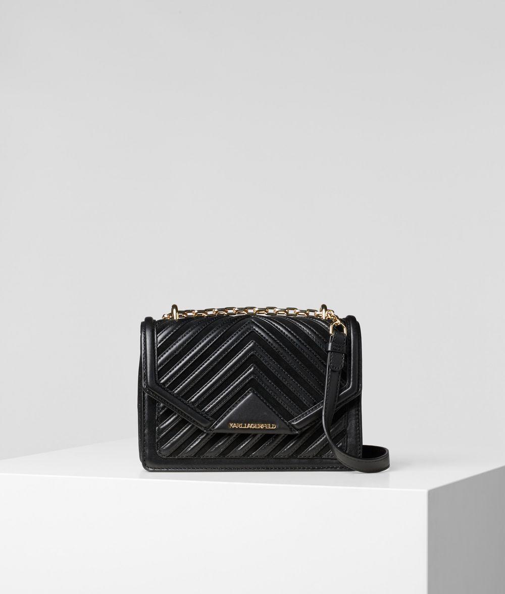 KARL LAGERFELD K/Klassik Quilted Shoulder Bag Crossbody Bag Woman f