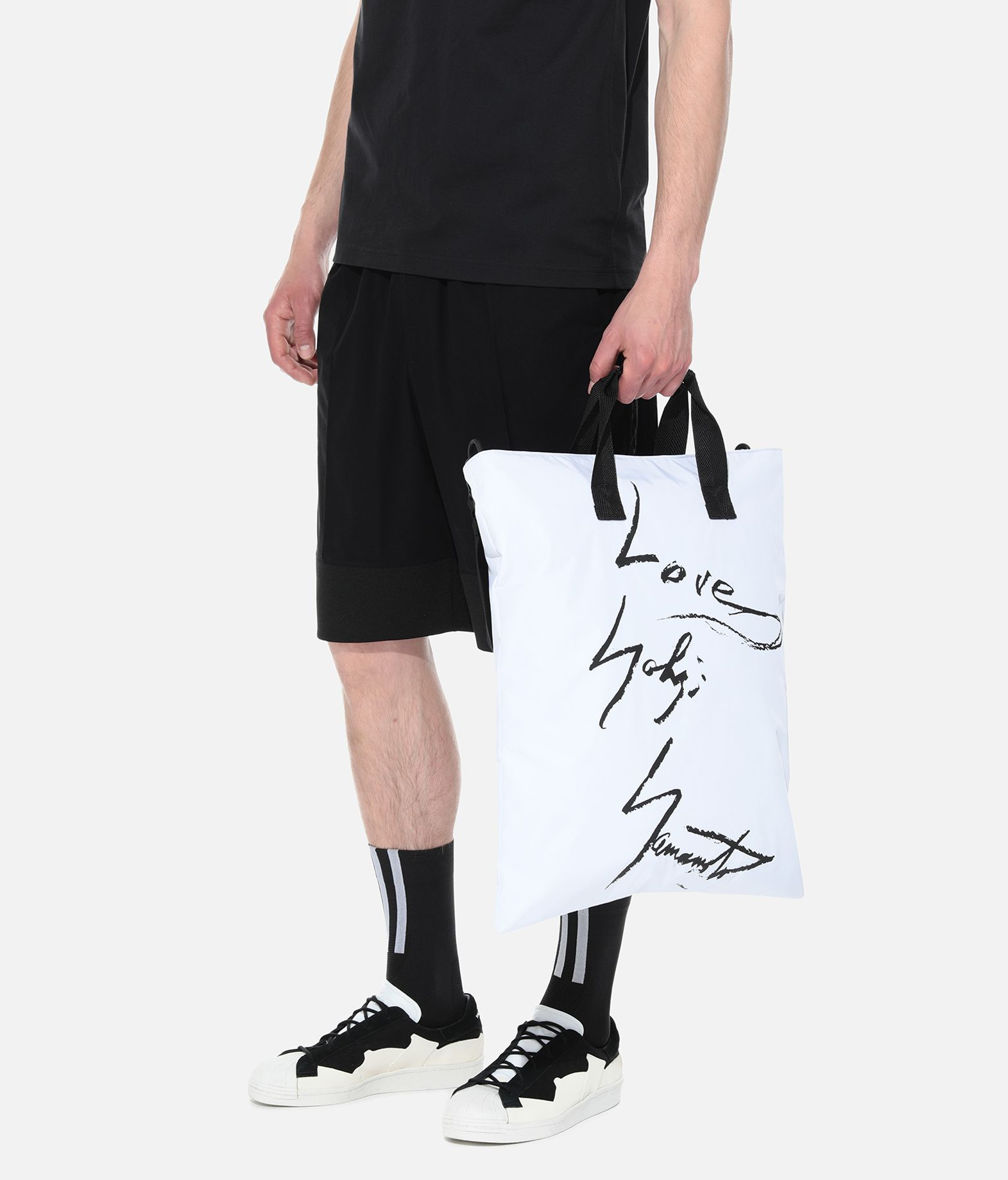 Y-3 Y-3 GRAPHIC TOTE Shoulder bag E a